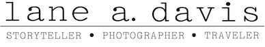 Lane Davis Photography logo